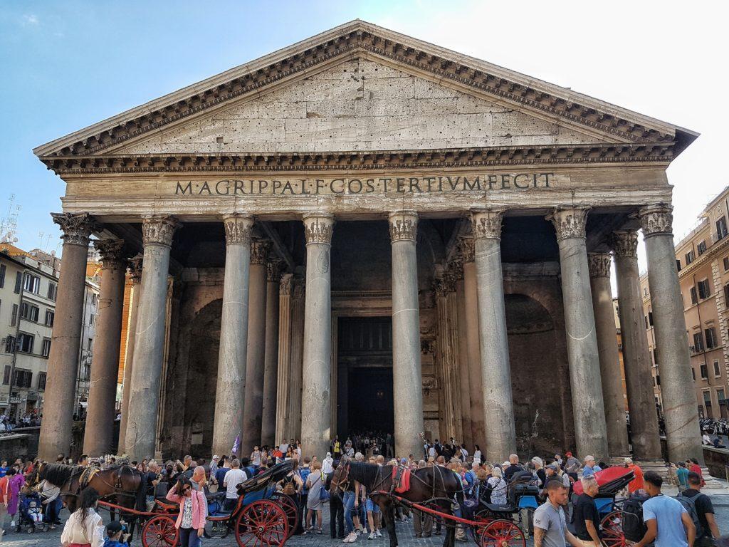 Top 10 Sehenswürdigkeiten in Rom