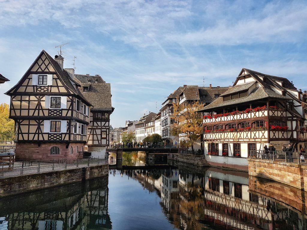 Straßburg - Ein Wochenende im Elsass