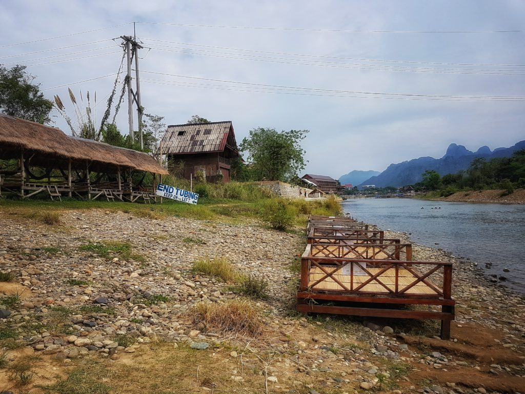 Tubing in Vang Vieng, Laos: Alle Infos auf einen Blick