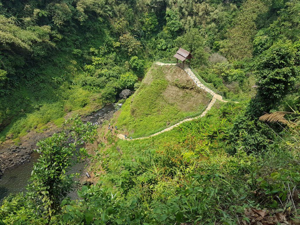 Tad Yuang Bolaven Plateau